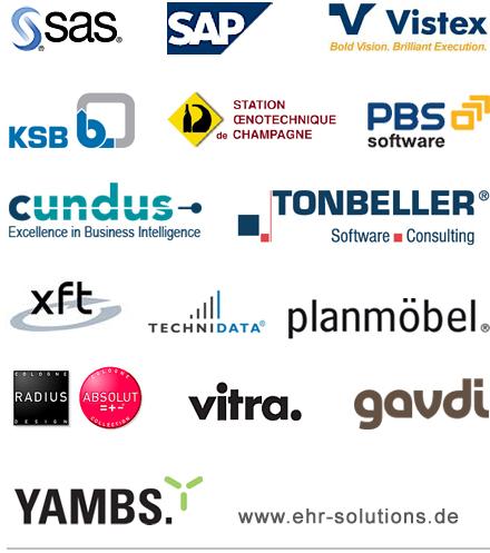 Aperçu de nos clients - Linder & Tanguy Sprachen Service - logos-referenzen